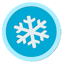 Meteor (Weather) » Snow report icon