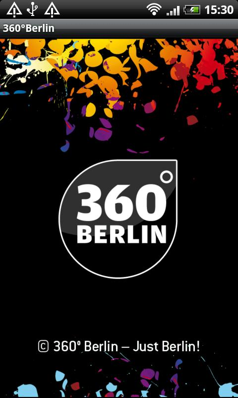 360° Berlin - screenshot
