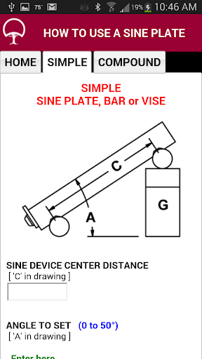 How To Use A Sine Plate
