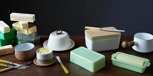 Kitchen Basics: Butter Dishes