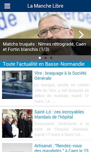 Journal La Manche Libre