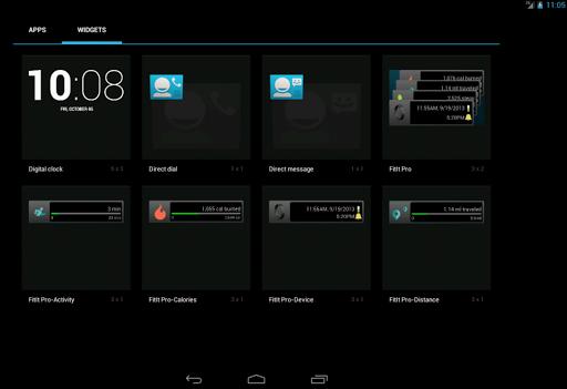 【免費健康App】FitIt Pebble Pro for FitBit®-APP點子