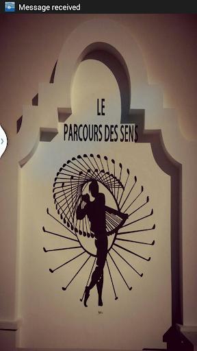 LES PARCOURS DES SENS