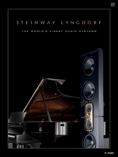 Steinway Lyngdorf Experience
