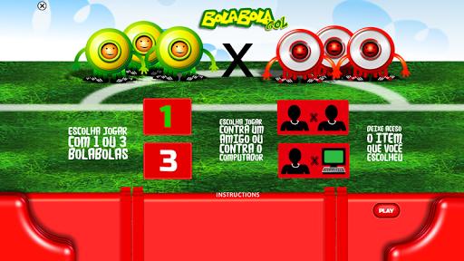 【免費體育競技App】BOLABOLAGOL BUTTON SOCCER-APP點子