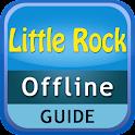 Little Rock Offline Guide icon