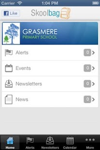 Grasmere Primary School - screenshot thumbnail