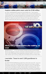 News10 ABC - screenshot thumbnail