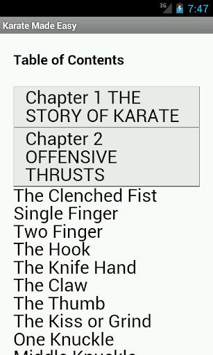 Super Karate Made Easy