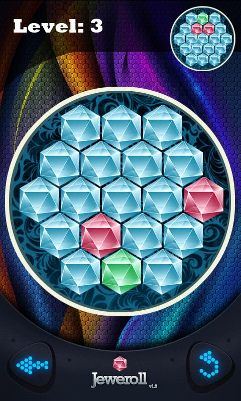 Jewels Game - screenshot