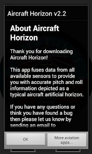 Aircraft Horizon Free - screenshot thumbnail