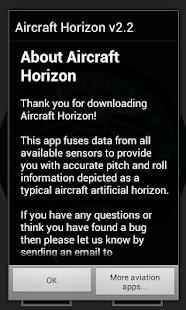 Aircraft Horizon Free- screenshot thumbnail