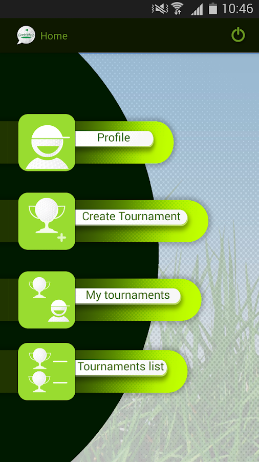 GreenApp- screenshot