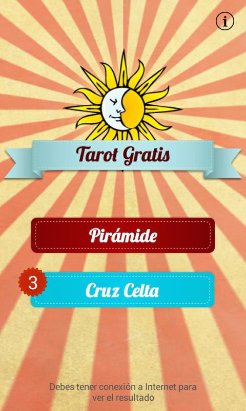 Tarot Gratis - screenshot