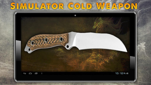 Simulator Cold Weapon