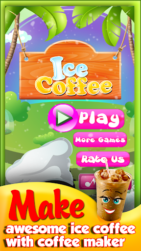 Ice Coffee Shop