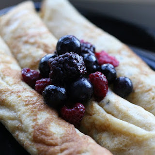 Sunday Morning Grain-Free Crepes