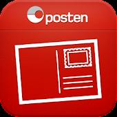Posten Postkort