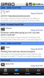 F150 Forum - screenshot thumbnail