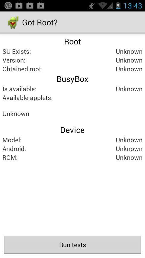 Got Root?- screenshot