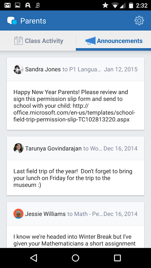 Edmodo for Parents - Android Apps on Google Play