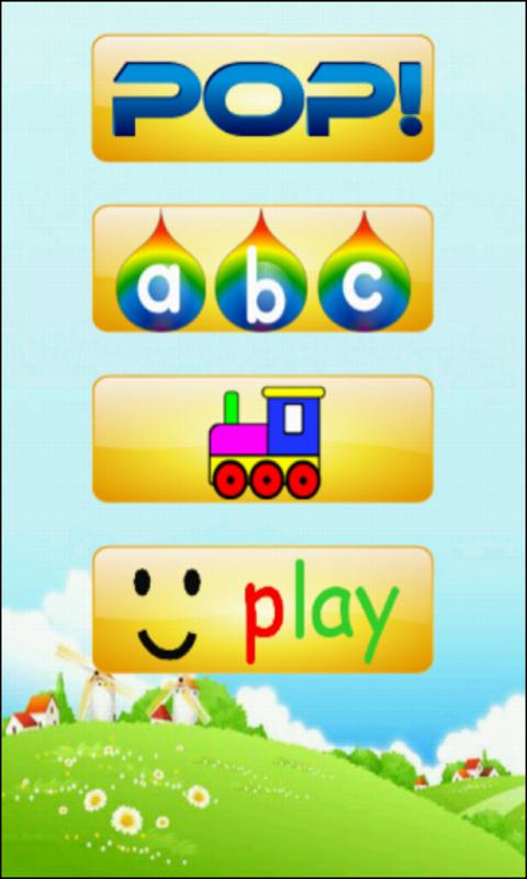 Kids ABC Sounds Letter Fun - screenshot