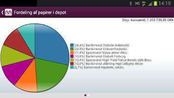Screenshot of Merkur Mobilbank