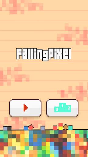 Falling Pixel - Fun Flap Game