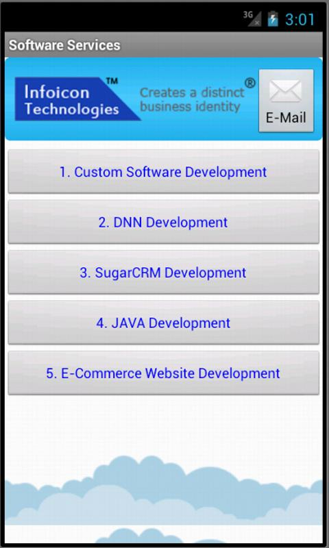 Infoicon Technologies- screenshot