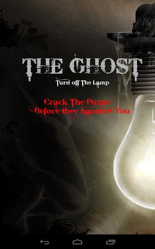 The Ghost Puzzle Game