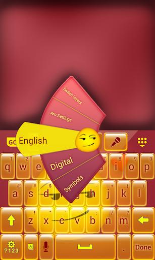 無料个人化Appのいたずら絵文字キーボード 記事Game