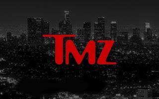 Screenshot of TMZ for Tablets