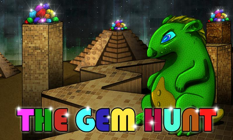 The Gem Hunt - screenshot