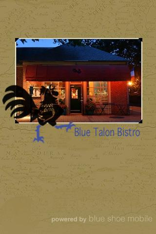 Blue Talon Bistro - screenshot
