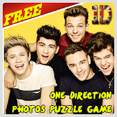 One Direction 1D Photo Puzzle