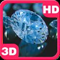 Blinking Diamonds Chic Luxury icon