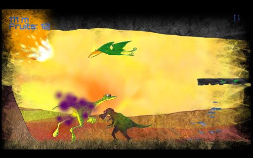 Saurus Dino Runner