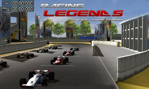 Racing Legends - screenshot thumbnail