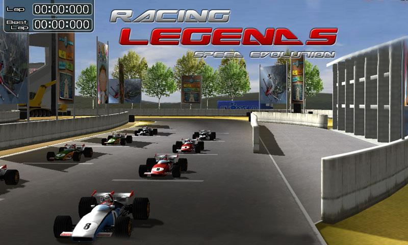 Racing Legends- screenshot