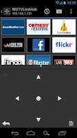 Screenshot of WDlxTV MPs Remote DONATE