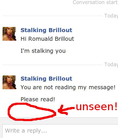 Unseen for Facebook