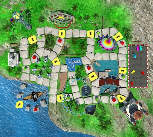 Luna Park World Island AR