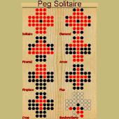 Peg Solitaire (AD)