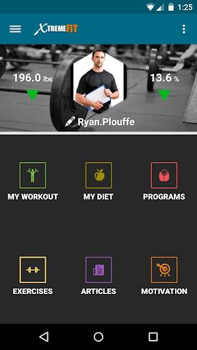 XtremeFit: Gym Fitness Body