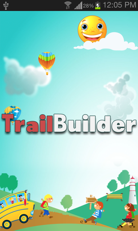 TrailBuilder- screenshot