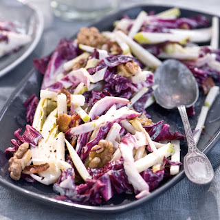 Endive, Radicchio and Apple Salad