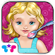 Baby Care & Dress Up Kids Game icon