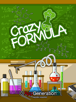Screenshot of Crazy Formula