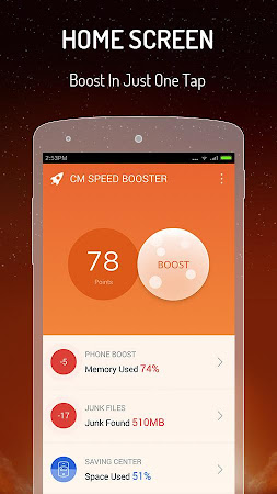 CM Speed Booster丨Cache Cleaner 1.5.4 screenshot 6691
