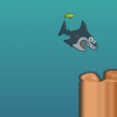 Flappy Hungry Shark